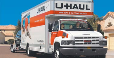 U Haul Moving Truck >> U Haul Rentals Lock N Key Self Storage